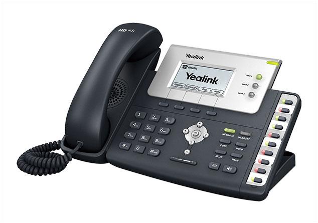 טלפון ip T26P