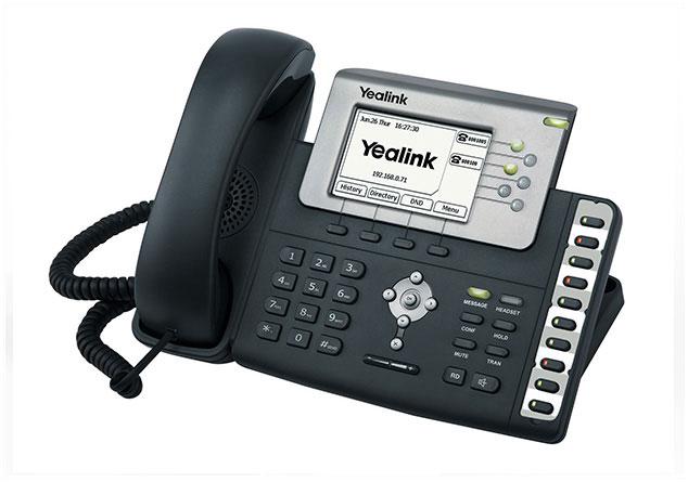 טלפון ip T28P