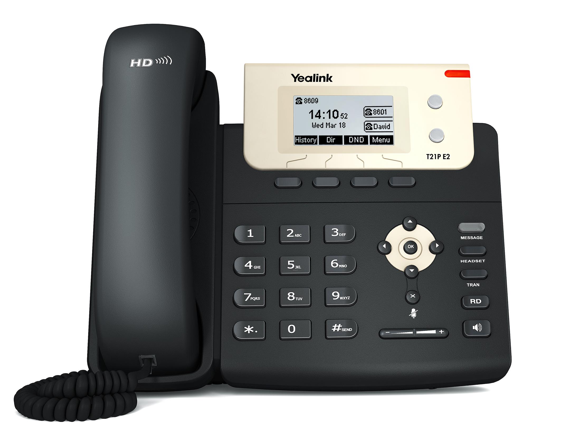 T21P טלפון IP לעסקים לעסק טלפון איכותי