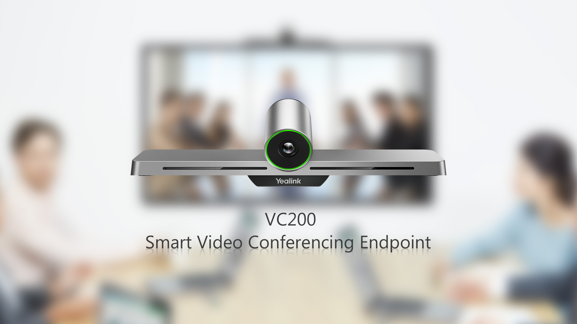 VC200 yealink video conference