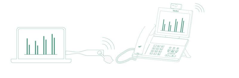 VP59 פון YEALINK טלפון קטלוג ארגוקום