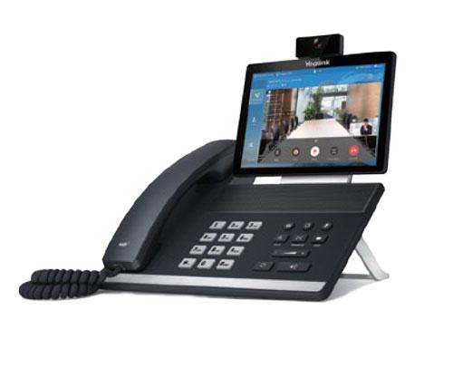 VP59-Videophone ארגוקום YEALINK