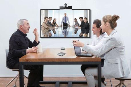 Yealink Meeting Server YMS ארגוקום Visual