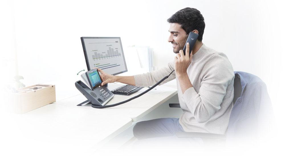 ארגוקום YEALINK T4 טלפון