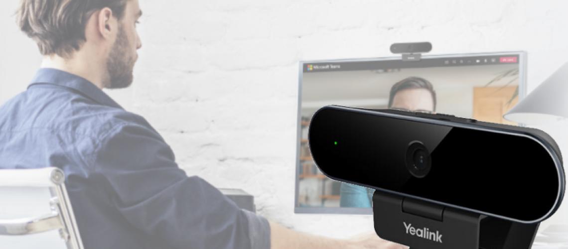 Webcam Yealink UVC20 Desktop USB